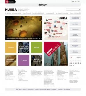 Web MUHBA